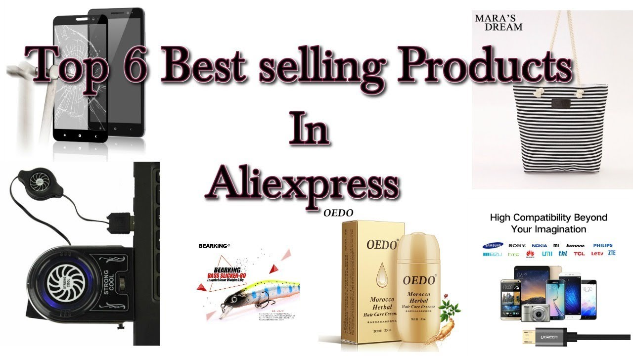 biggest selling products