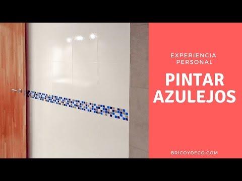 Pintar Azulejos: Mi experiencia personal después de 4 años | BRICOYDECO