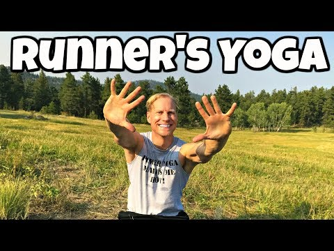 Yoga for Runners/Joggers/Walkers - Sean Vigue Fitness - Yoga for Sports Series