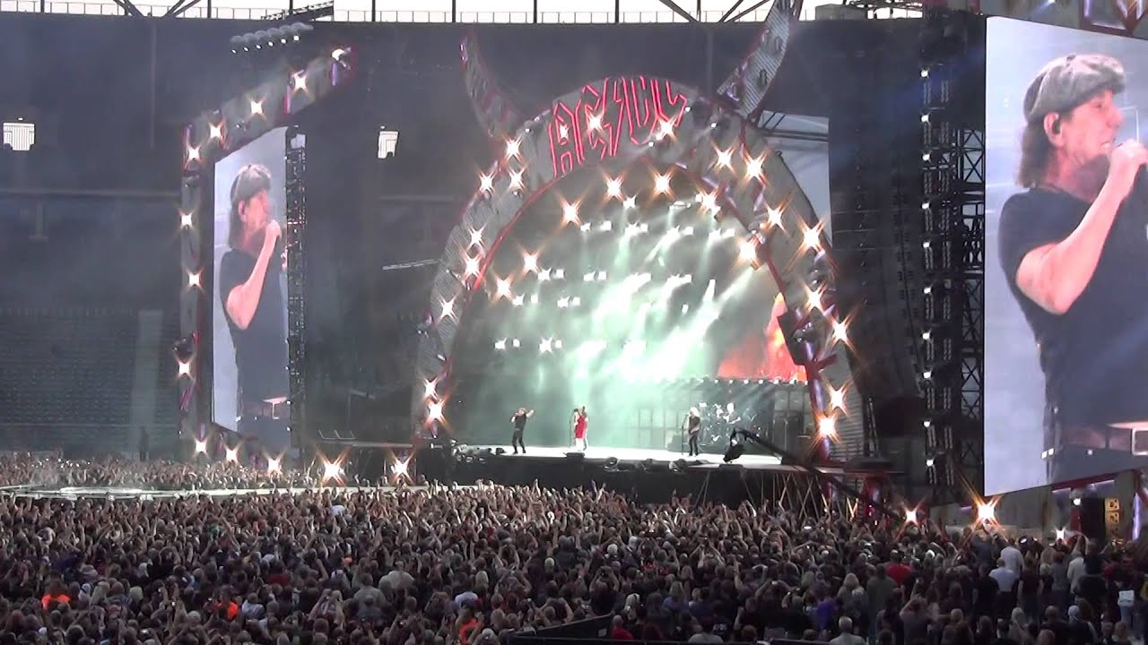 Acdc Berlin 2015 Rock Or Bust Hd Youtube