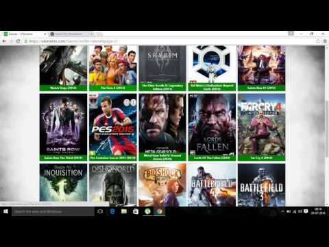 How To Download Latest PC Games (Don't Need Key To Install) Torrent