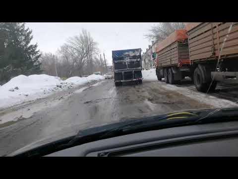 Аткарск 2019) дороги