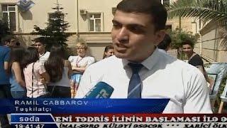 İqtisad Universitetində ORİYENTASİYA GÜNÜ