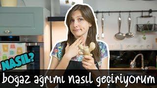 NASIL?: Boğaz ağrısını nasıl geçiriyorum?   Merlin Mutfakta Yemek Tarifleri