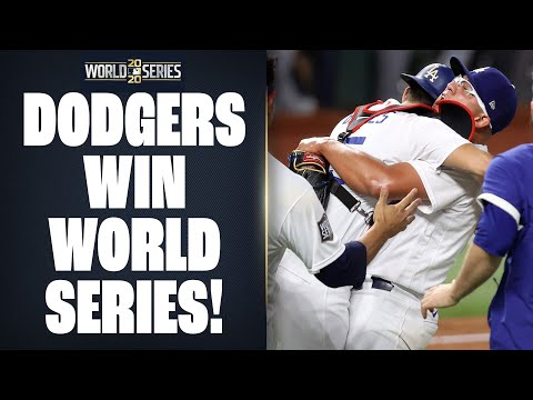 Dodgers-win-2020-World-Series-Final-out-of-World-Series-Game-6