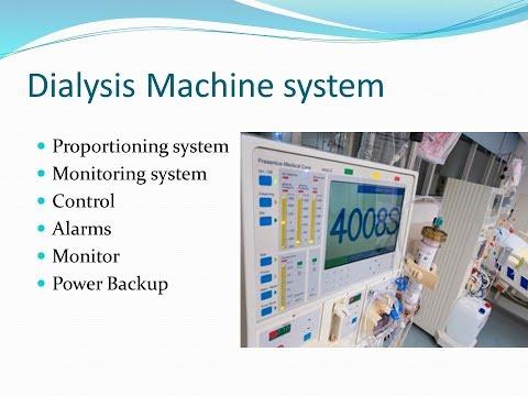 Dialysis machine alarms