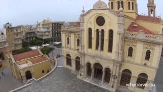 Εκκλησίες της Κρήτης. Μητροπολιτικός Ναός Αγίου Μηνά (Ηράκλειο)