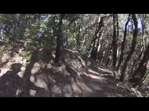 Saratoga Gap Trail July 13, 2013 [goPro video]