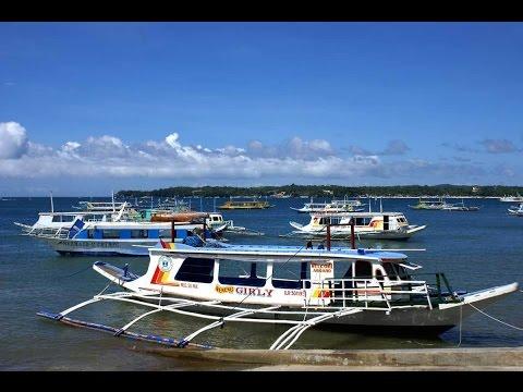 Leaving Boracay Island To Caticlan Jetty Port