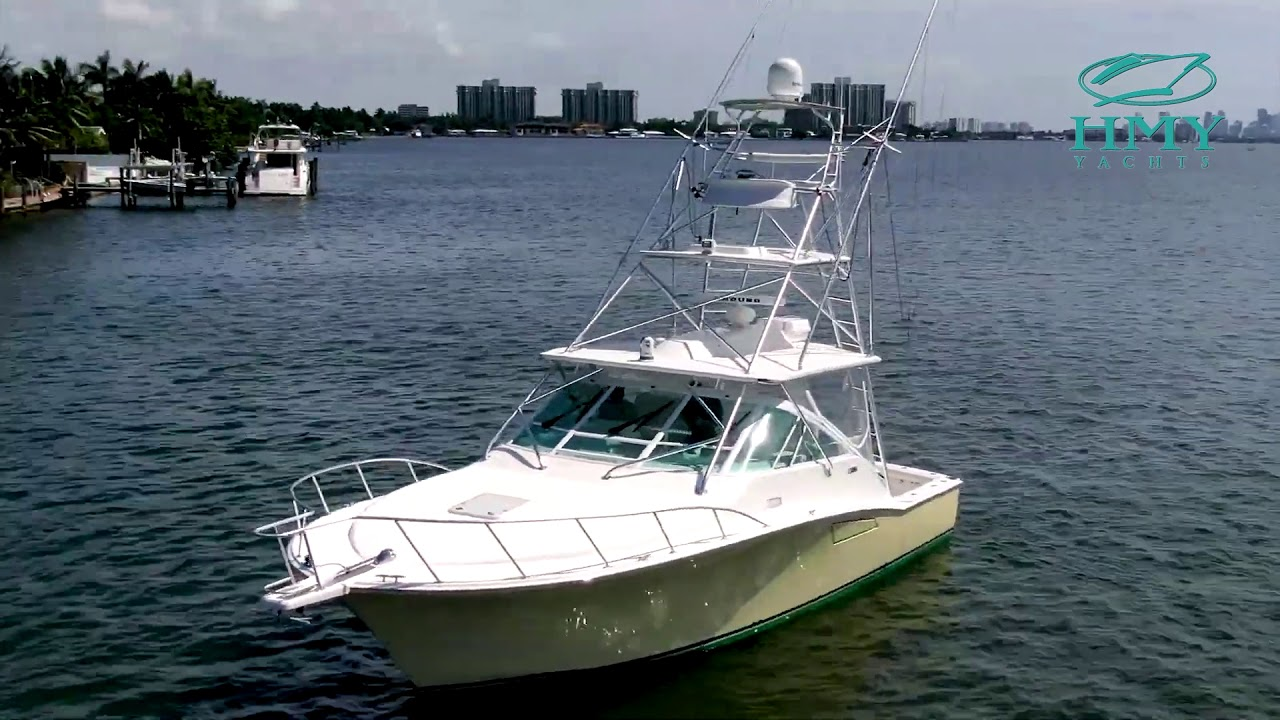 2008 Cabo 38' Express - Snapper Trapper  For Sale with HMY Yachts