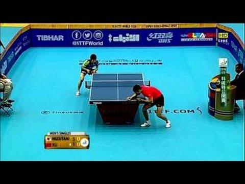 2016 Qatar Open (MS-QF) XU Xin - MIZUTANI Jun [HD] [Full Match/Chinese]