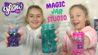 SO GLOW Magic Jar Studio !!