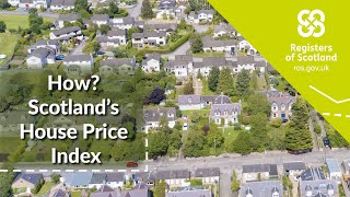 What is Scotland's House Price Index and how is it created?