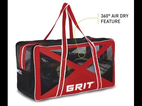 GRIT Airbox™ Carry Hockey Bag (Hockey Tutorial Review)
