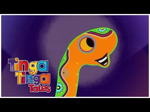 Why Snake Has No Legs? | Tinga Tinga Tales Official | Full Episode | Kids Cartoons