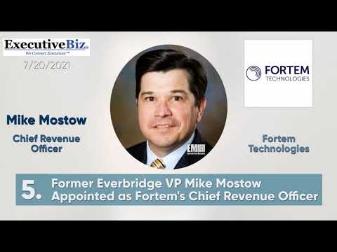 ExecutiveBiz – Covers emerging companies in Washington's government contracting sector. 7/20/2021