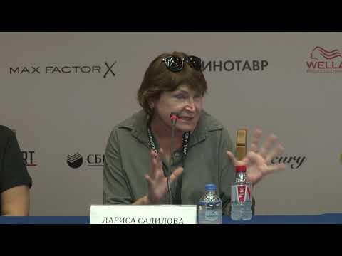 Пресс-конференция фильма «Однажды в Трубчевске»