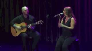 Chandelier - Live acoustic Cover by Giada Maragno and Grant Higgins featuring Riley McCoy