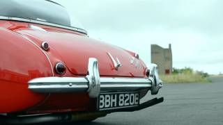 1964 Austin Healey 3000 - Exhaust Sound Cold Start