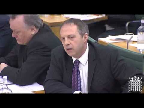 John Mann questions the Bankers - 2009