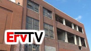 ABANDONED Asbestos Removal Site! (AV156)