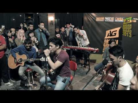 NOAH - Topeng (Live at ARDAN Group Award 2013)