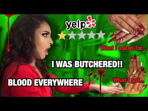 I WENT TO THE WORST REVIEWED NAIL SALON IN TEXAS PART 5