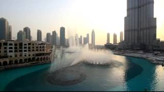 Dubai Fountain   Baba Yetu   Christopher Tin x264