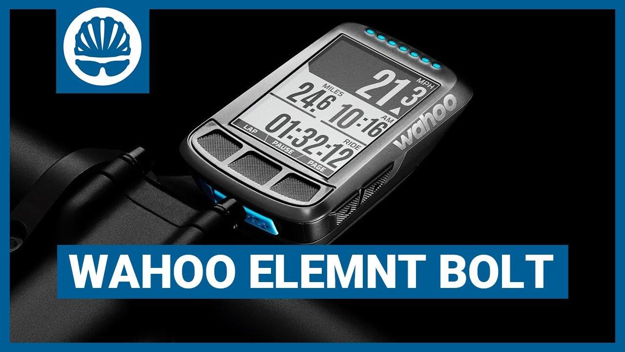 Wahoo ELEMNT Bolt Review - A Worthy Garmin Competitor