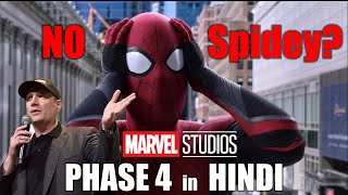 Marvel Phase 4 Official Announcement in Hindi | Doctor Strange 2, Fantastic Four, X-Men, Thor 4