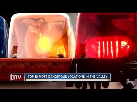 CONTACT 13: Top 10 Dangerous Locations in Las Vegas area