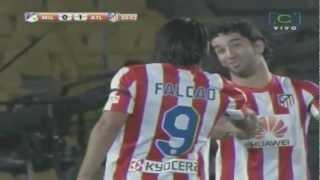 Millonarios Vs Atlético de Madrid (1-2) Amistoso Internacional 2012