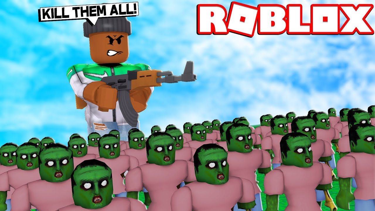 MAKING MY OWN ZOMBIE ARMY!!