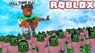 FARE IL MIO ESERCITO DI ZOMBIE !! | Roblox Infection Inc.