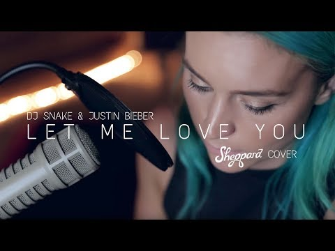 'Let Me Love You' (Justin Bieber Cover)