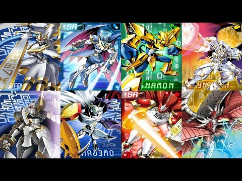 The Royal Knights - Digimon Trivia