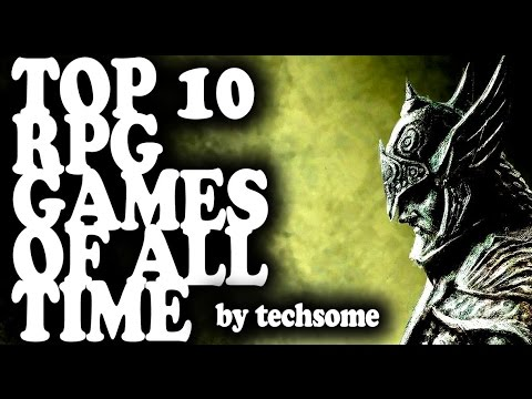 Top 10 Android/iOS RPG Games Of All Time (January 2016)