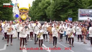 La Cavalcade de La Rochelle - 2015
