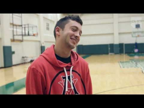 Shooting Hoops with Twenty One Pilots