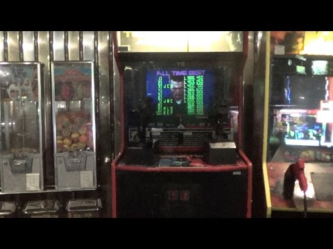 Terminator 2 Arcade Game Monitor Repair K 7000