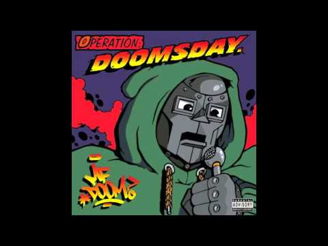 MF Doom - Gas Drawls