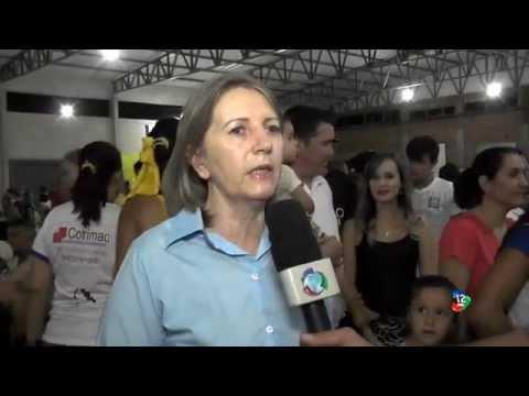 FEIRA DE ARTES EM QUERÊNCIA MT - TV QUERÊNCIA