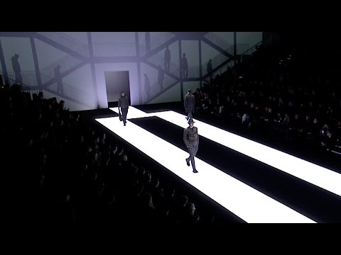 Emporio Armani - 2017/2018 Fall Winter Men's Fashion Show