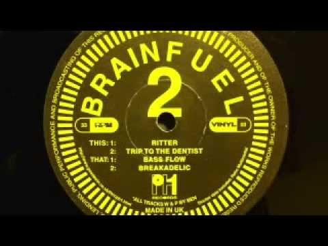 Brainfuel - Breakadelic - PH1 Records