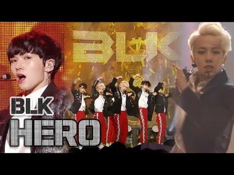 HOT BLK  HERO, 비엘케이  히어로 20180106