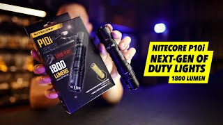Is this the best tactical light in 2021? Nitecore P10i (1800 lumens) First look! screenshot 2