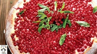 Пироги с ягодами рецепты с фото.Скьячата с красной смородиной