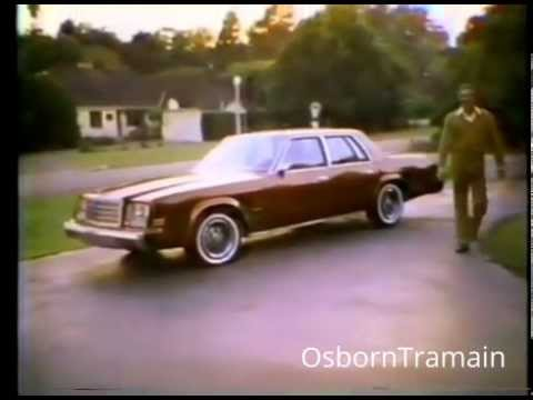 1979 Chrysler Newport Commercial with Hal Linden - R body Ch