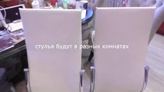 перетяжка кухонного стула своими руками