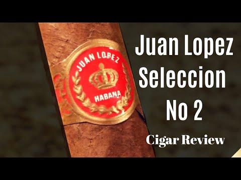 Juan Lopez Seleccion No 2 Cigar Review